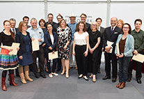Foto der Preisträger