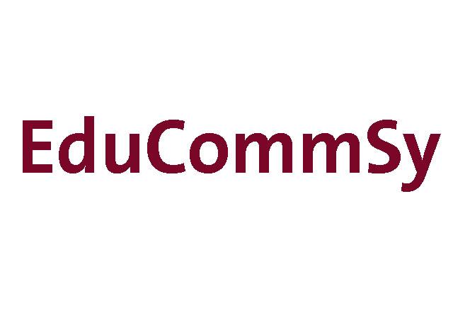EduCommSy-Schrift