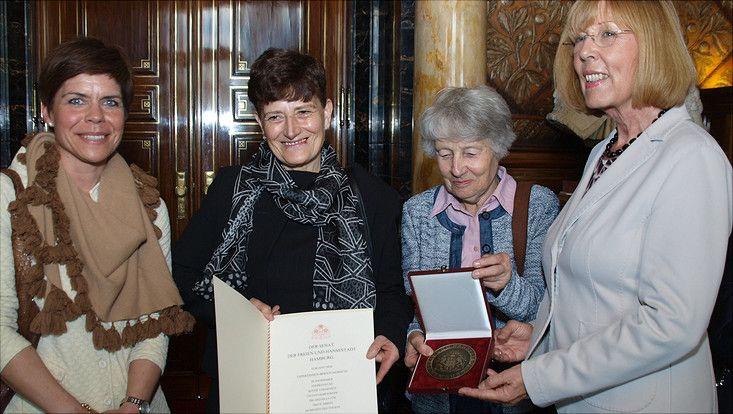 aktuelles - presse medaille für treue dienste