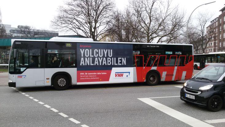 Bus HVV