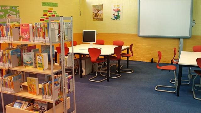 Schulbibliothek Fritz-Köhne-Schule