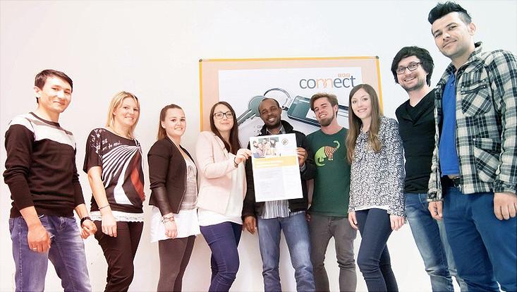 Teilnehmer Connect2Learn