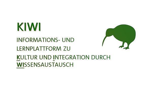 Logo KIWI - Welcome Ehrenamt