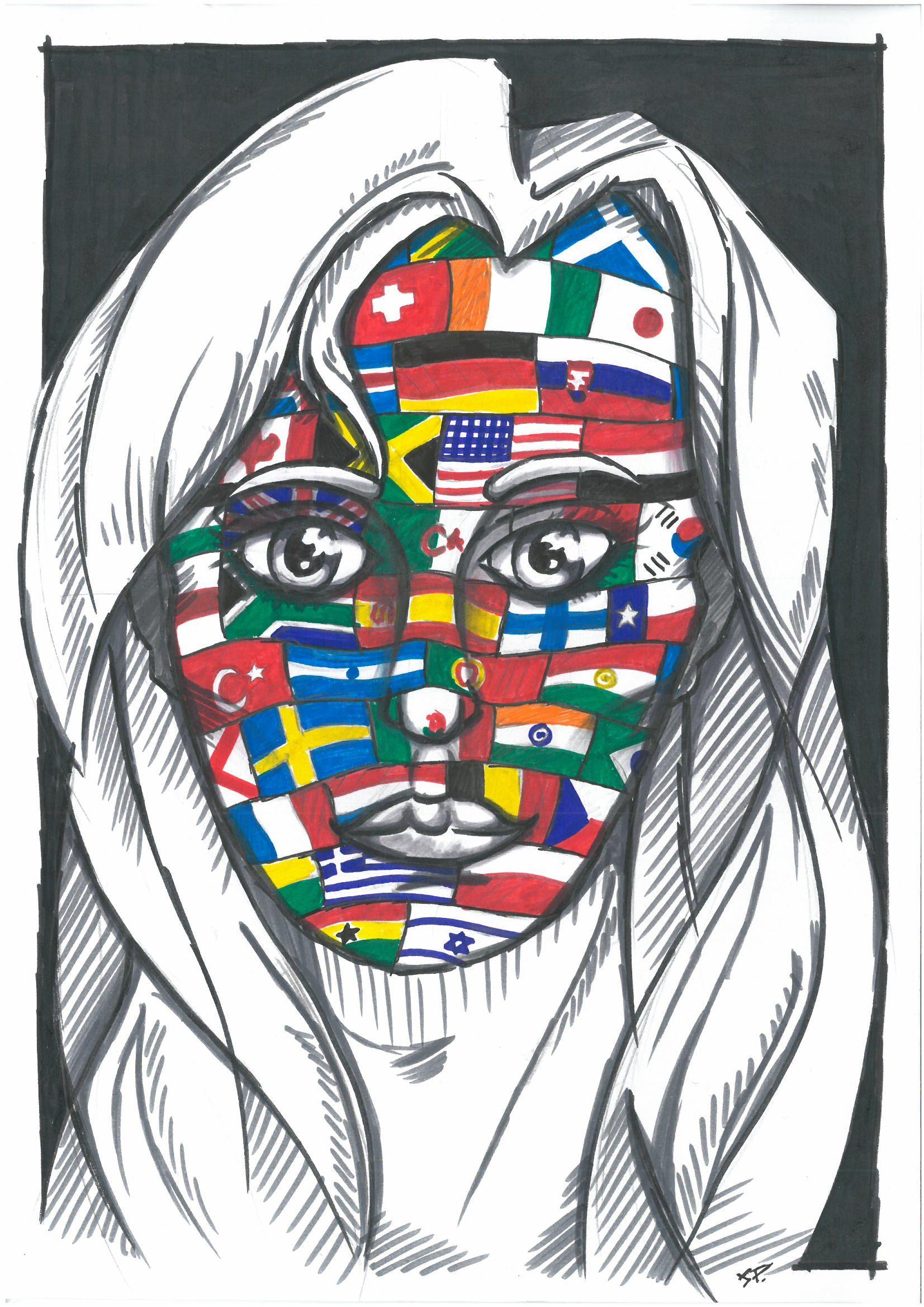 Svenja, 16 Jahre alt (3. Platz)