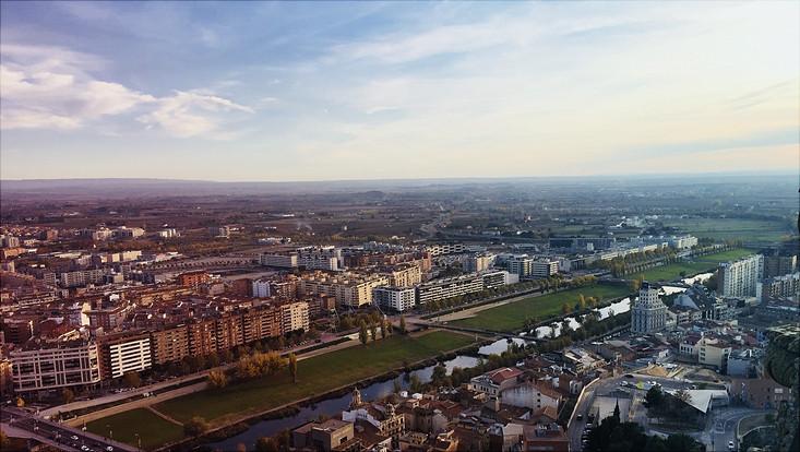 Skyline Lleida