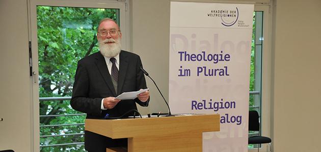 Prof. Dr. Ephraim Meir von der Bar-Ilan-University/Israel