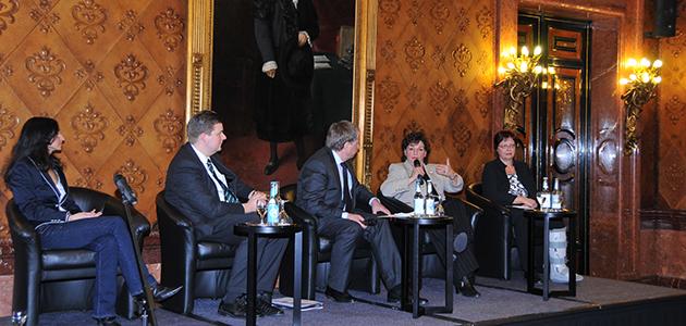 Dr. Handan Aksünger, Dr. Andreas Dressel, Prof. Dr. Wolfram Weiße, Christa Goetsch (GAL), Prof. Dr. Ursula Neumann