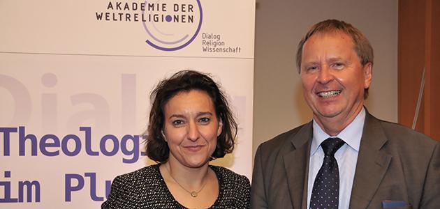 Prof. Dr. Wolfram Weiße, Prof. Dr. Katajun Amirpur