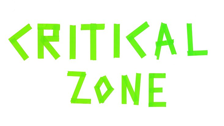 Logo Tagung Critical Zone