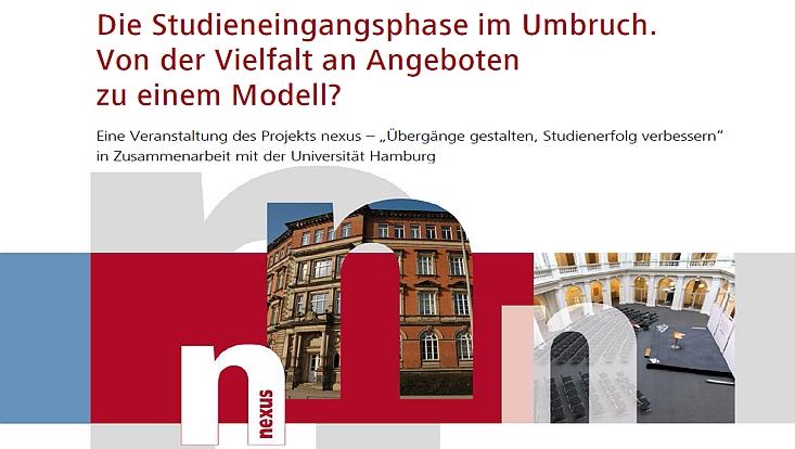 Tagung HRK nexus, Uni Hamburg