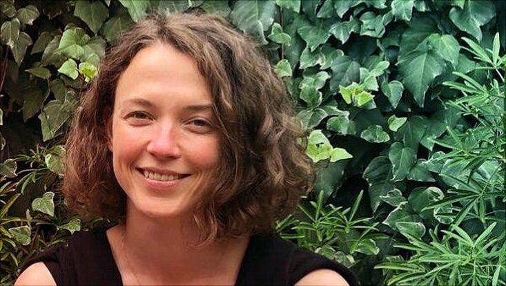 Portrait Laura Ogden
