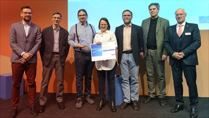 Mathematik-App für den inklusiven Mathematikunterricht entwickelt und mit dem Cornelsen Zukunftspreis ausgezeichnet.