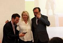 Preisverleihung Moritz 2014
