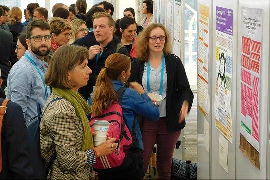 Impressionen von der ECER-Konferenz 2019 in Hamburg.