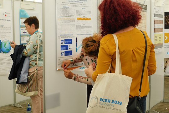 Impressions from ECER 2019.
