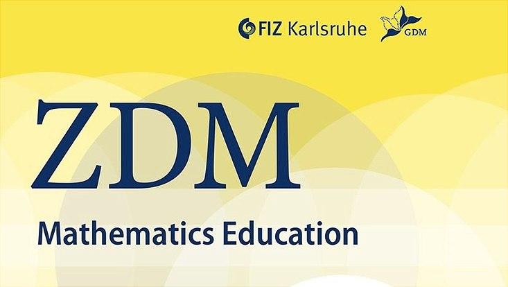 Cover der Zeitschrift ZDM