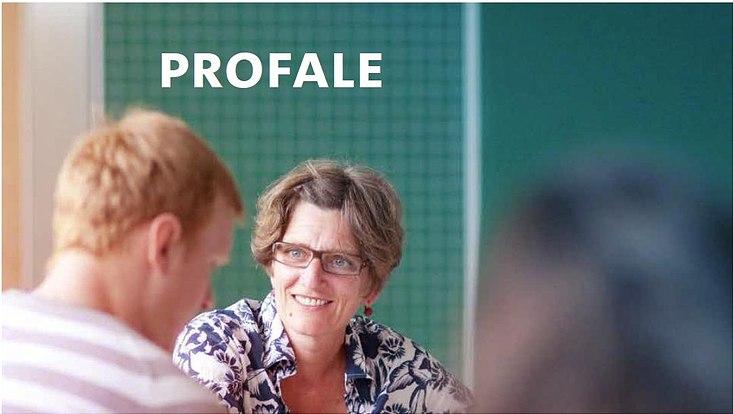 Ausschnitt aus dem Cover der ProfaLe-Broschüre 2020.