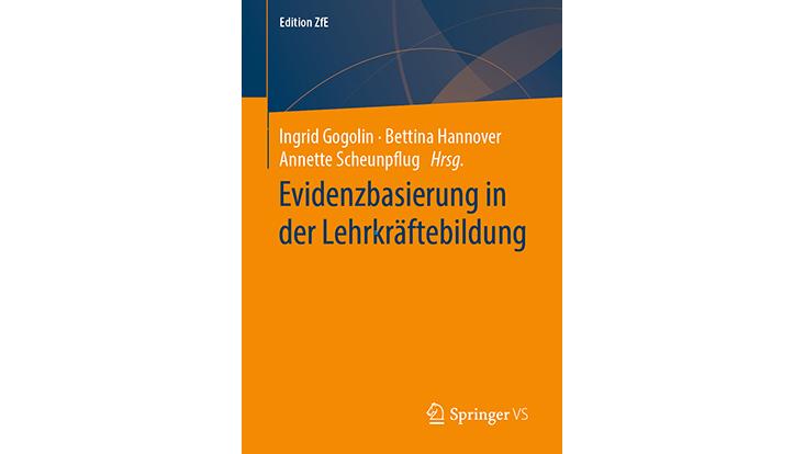 Cover der Publikation Evidenzbasierung in der Lehrerbildung