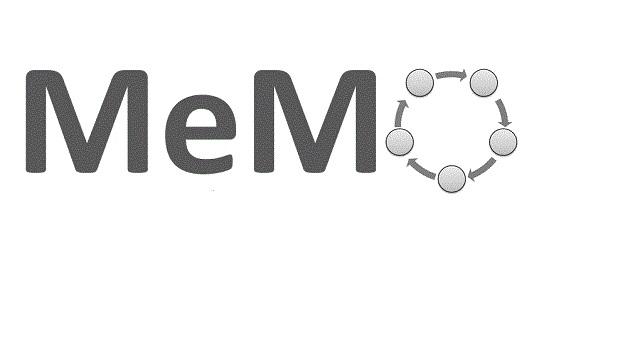 Logo des Projekts MeMo