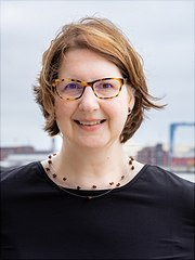 Porträt Kerstin Mayrberger