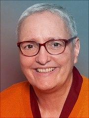 Dr. phil. Carola Roloff Professorin für Buddhismus AWR