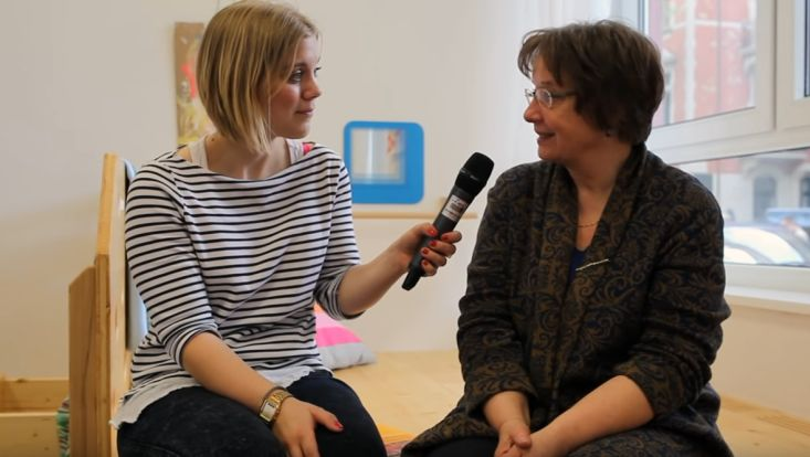 Video mit Dr. Rosemarie Tracy