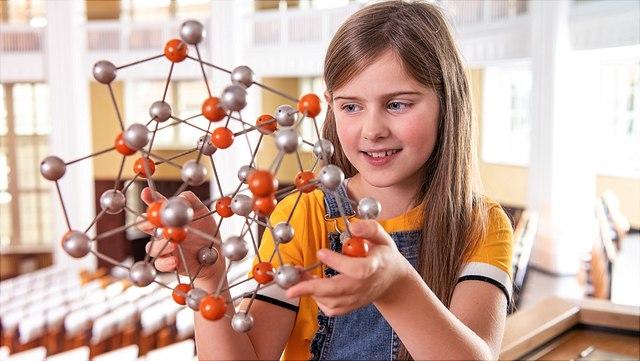 Kinder Moleküle