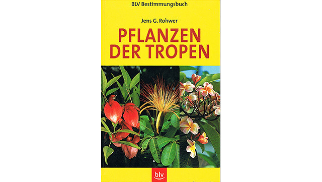 "Image of book cover ""Pflanzen der Tropen"""