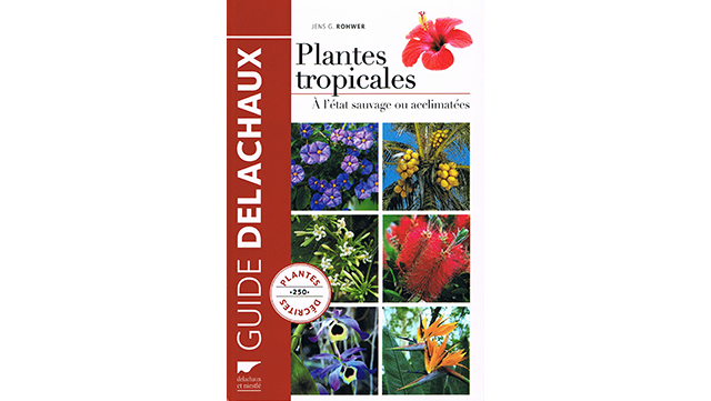 "Image of book cover ""Guide des Plantes Tropicales"""