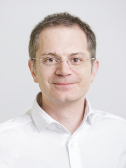 Prof. Dr. Christophe Grojean