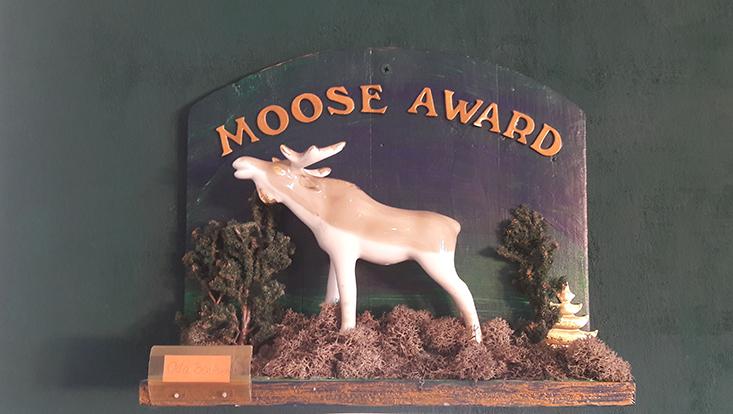 moose award
