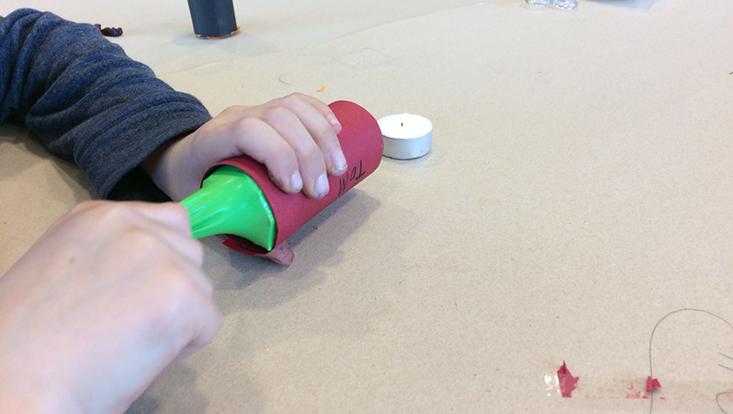 Bild - Bau einer Schallkanone