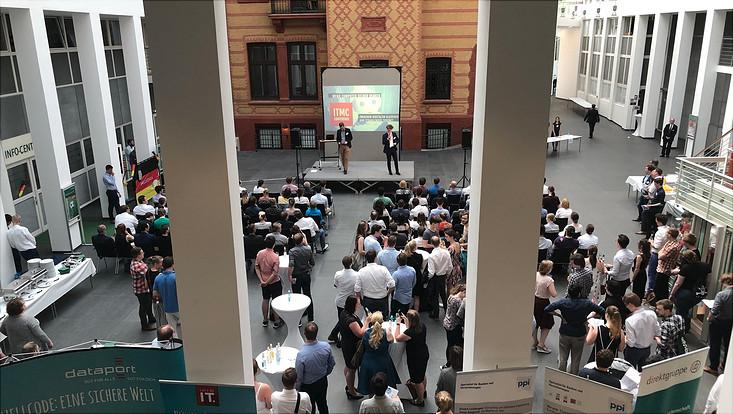 itmc conference 2018 auditorium