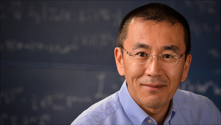 Hirosi Ooguri erhält Hamburger Preis für Theoretische Physik