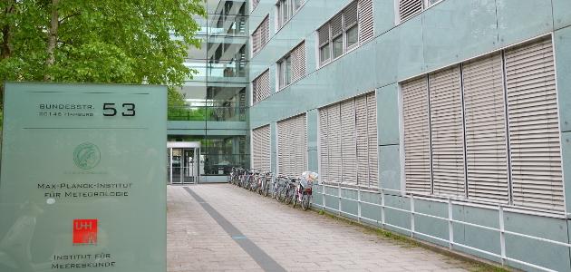 Das Gebäude an der Bundesstraße 53.