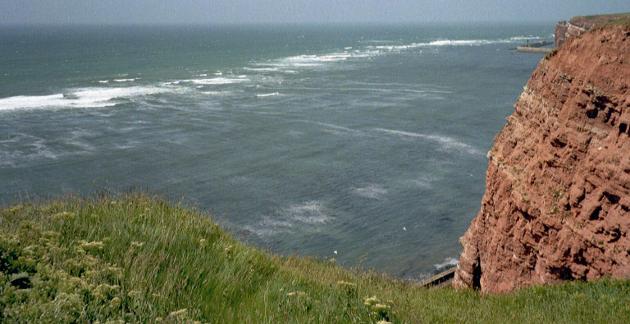 Helgoland Coast