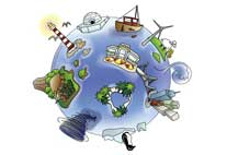 Logo of Integrated Island Database (IIDAB)