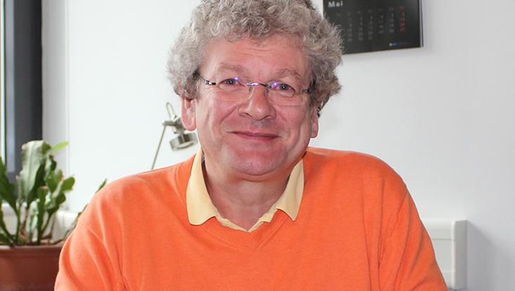 Horst Weller Portrait