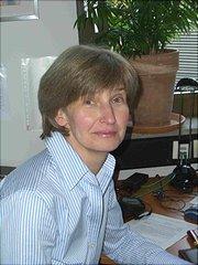 Profilbild von Anke Heisig