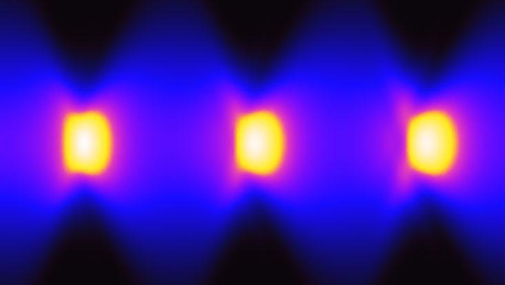 Neuer Ansatz zur Simulation der Quantendynamik von degenerierten atomaren Gasen