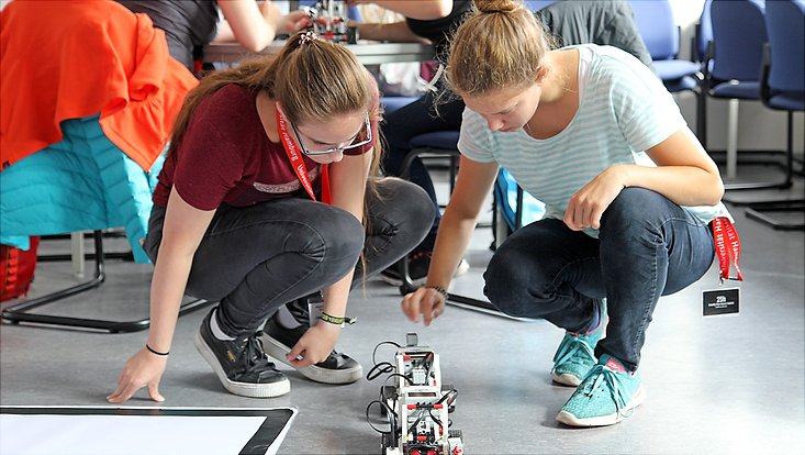 Physik-Projekt-Tage an der Universität Hamburg