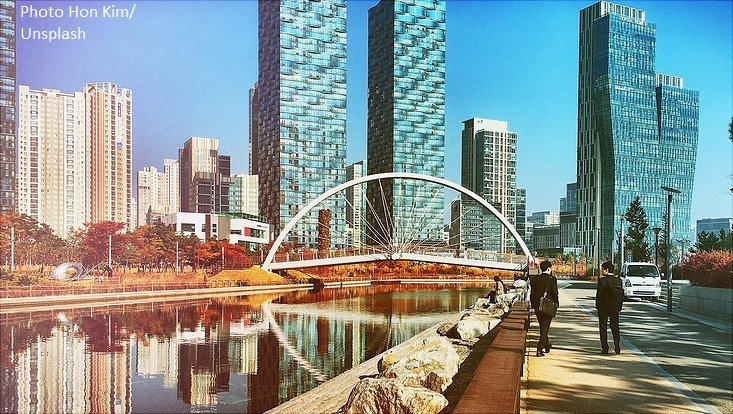 Incheon, Südkorea, 1,5 Grad-Ziel, IPCC Sonderbericht