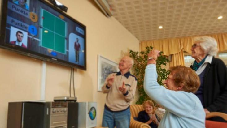 EXGAVINE: Bewegungsspiele in der Virtuellen Realität als Therapieform neurologischer Erkrankungen