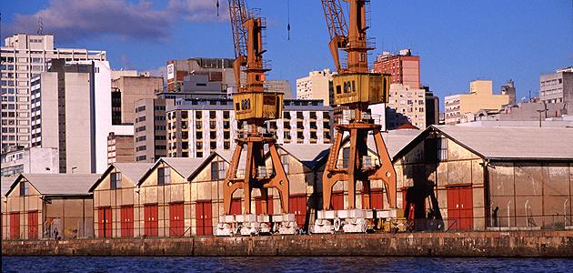 Porto Alegre - Hafen
