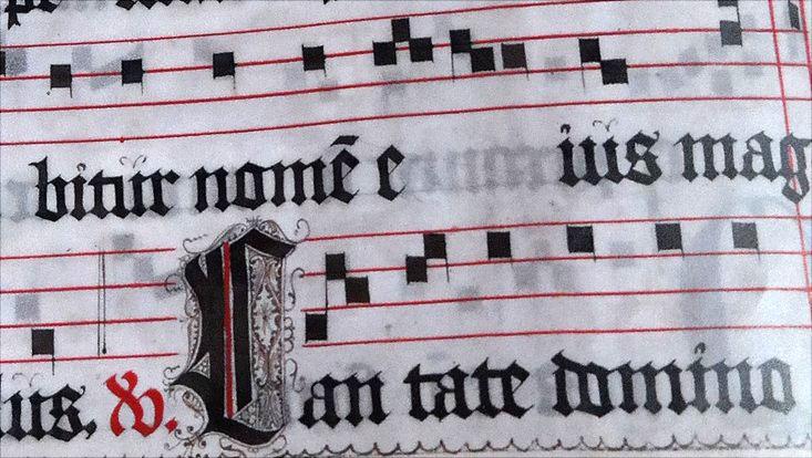 Alte Schrift