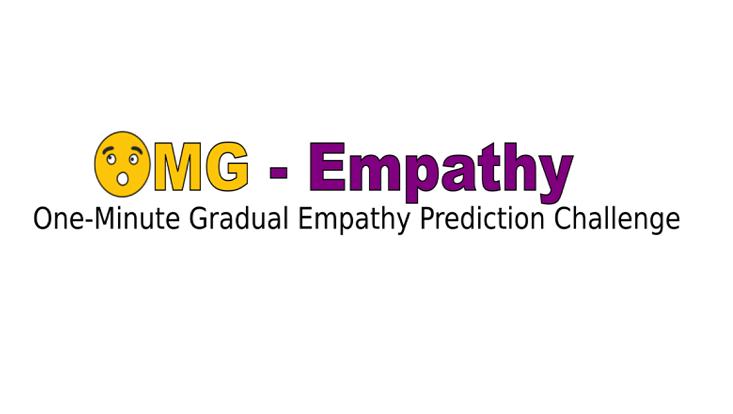 OMG-Empathy Challenge
