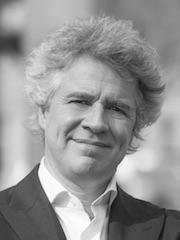 Portrait Matthew Braham