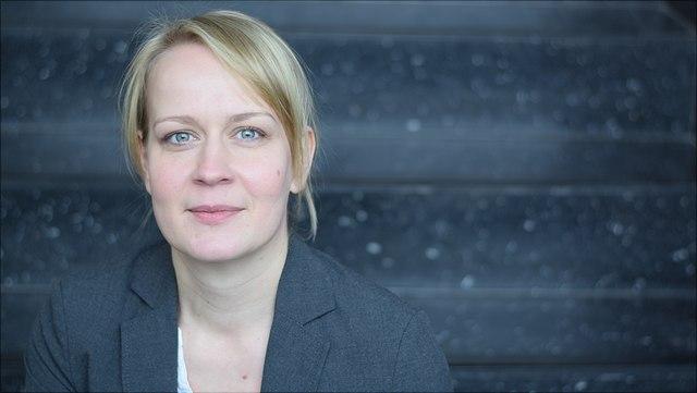 Portraitfoto Dr. Maria Riedner