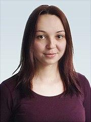Mitarbeiterporträt Julia Steicke