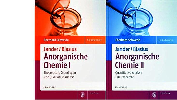 Cover Jander Blasius I + II